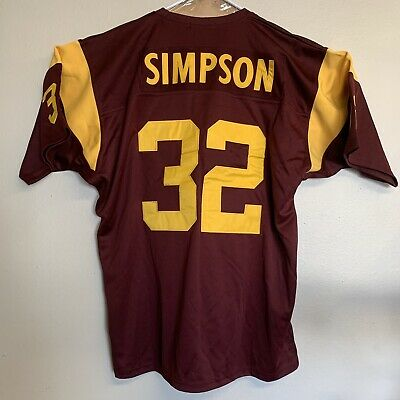 new products a9973 68ef9 oj simpson jersey