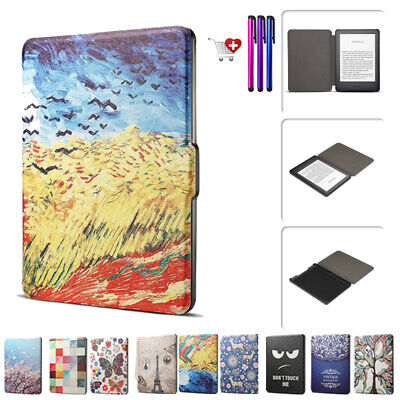 AU12.62 • Buy Slim Magnetic Case Auto Wake Cover Fr Amazon Kindle Oasis2017 Paperwhite 1 2 3 4