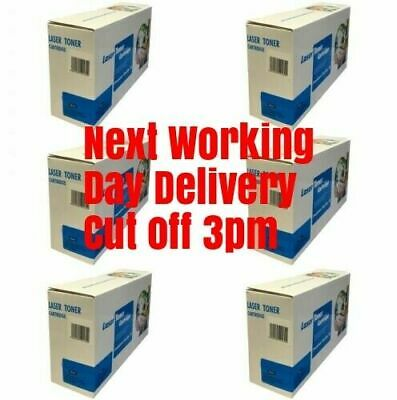 £45.99 • Buy  5 X Toner Cartridges TN330 Compatible & 1 X Drum Unit For Brother HL2140 2150N