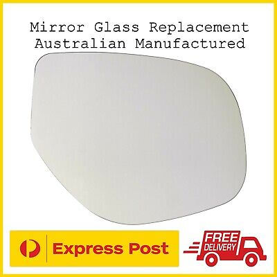AU29.95 • Buy Mitsubishi Outlander GF GG ZJ ZK 2012-2019 Right Drivers Side Mirror Glass Repla