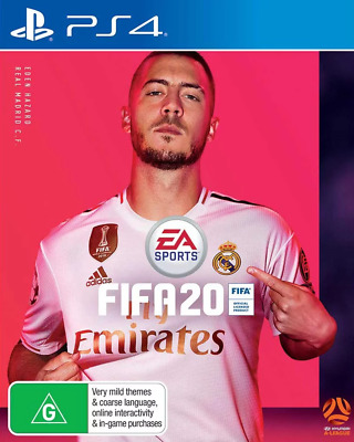 AU41.95 • Buy FIFA 20 PS4 Game NEW