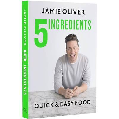 AU54.99 • Buy 5 Ingredients - Quick & Easy Food By Jamie Oliver (English) Hardcover Book