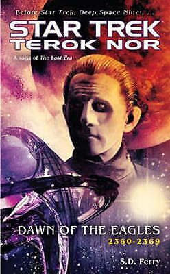 AU33 • Buy Terok Nor: Dawn Of The Eagles: Star Trek: Terok Nor... By Perry, S.D. Book New