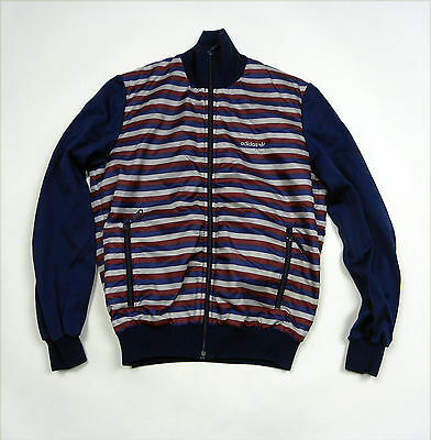 ** Adidas Vintage Tracktop Jacket Tracksuit Made In West Germany RARE  • 59.99£