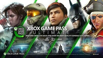 $4.99 • Buy New 14 Day Xbox Game Pass Ultimate Digital Code Email Delivery (Live Gold + GP)