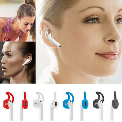 $ CDN1.30 • Buy 5X Ear Hook Headset Silicone Cover Holder Sport Accessories For Apple AirPods