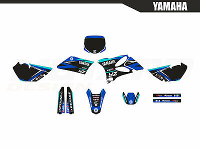 AU219 • Buy Yamaha YZ 85 2002 2004 2005 2007 2008 2009 2010 2013 2014 Motocross Graphics Kit