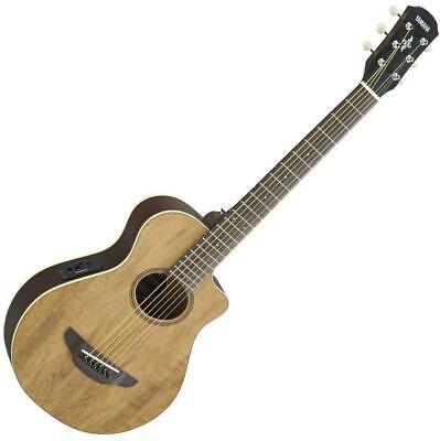 AU971.26 • Buy Yamaha APXT2EW Natural Finish 3/4 Size Acoustic-Electric Guitar