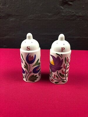Portmeirion Welsh Dresser Multi Hole Salt And Pepper Pots / Shaker Cruet Set • 14.99£