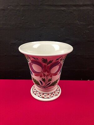 Portmeirion Welsh Dresser Large Planter Vase 8.25  High 8  Wide At The Top RARE • 29.99£