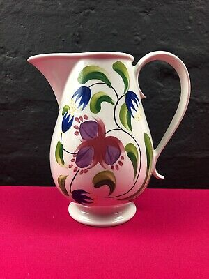Portmeirion Welsh Dresser 7  High Large Water Jug 3 Available Chipped Handles • 12.99£