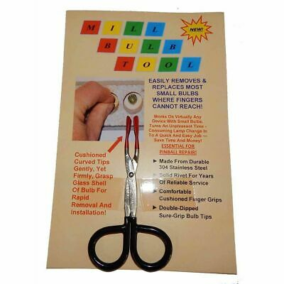 $21.95 • Buy Mill Light Bulb Tool; Lamp Removal & Installation For Pinball, Videos, Jukeboxes