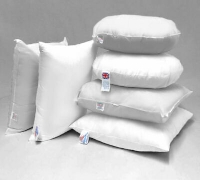 Hollow Fiber Cushion Pads, Inner, Insets , Fillers, Round, Square, Oblong 18x18  • 4.99£