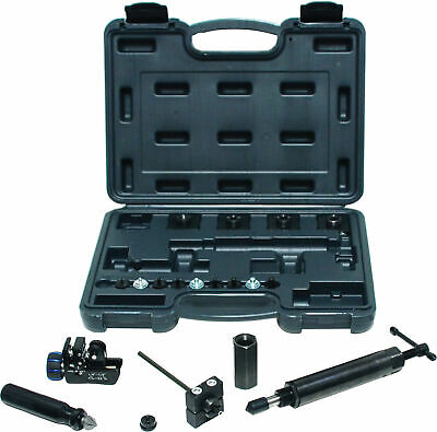 Cal-Van Tools 166 Hydraulic In Line Flaring Heavy Duty Swaging Tool Kit With T.. • 157.32$