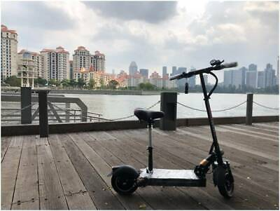 AU999 • Buy Scoot A Long Microtron Ultra Electric Scooter 500W 18Ah 36v Powerful Fast Seat