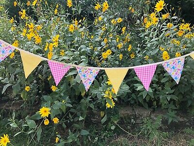 Handmade Butterfly Bunting  • 12£