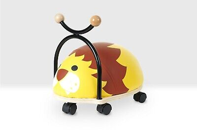 Lion Ride On Toy For 1 Year Old, Kids Wheely Toy, Balance Bug By Beehive Toys • 39.99£