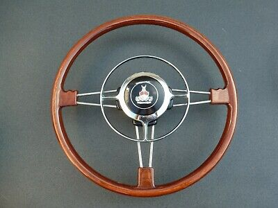 Rover P4 Steering Wheel Restauration • 295£