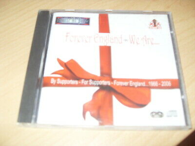 £2.61 • Buy Forever England -we Are 4 Track Cd Single