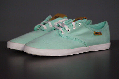 Adidas Adria Ps W Ladies Wmns Lightweight Canvas Shoes Turquoise M22527 • 31.02£