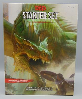 AU12.90 • Buy Dungeons And Dragons Starter Set