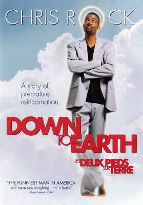 £8.75 • Buy Down To Earth New Dvd Free Shipping