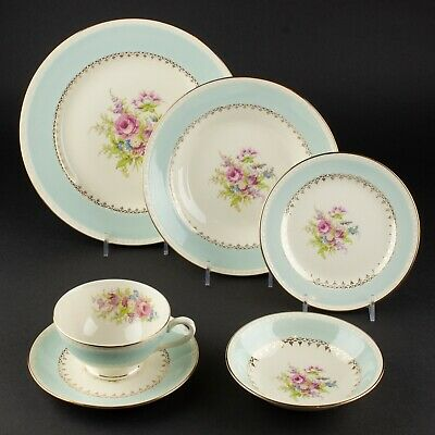 $4 • Buy Dinner, Bread Plates, Cup & Saucers, Soup & Fruit Bowls | Homer Laughlin Chateau