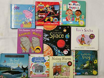 £14.97 • Buy ⭐5 Babies Picture Board Books Bundle⭐For Toddlers Random Lot⭐