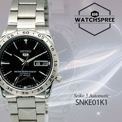 $ CDN136.22 • Buy Seiko Men 5 Automatic Watch SNKE01K1