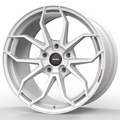 $2500 • Buy 20  MOMO RF-5C White 20x9 Forged Concave Wheels Rims Fits Mercury Mountaineer