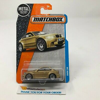 $3.99 • Buy BMW 1M * Gold * Matchbox * JD6