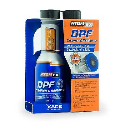 AU35.56 • Buy Advanced XADO DPF Diesel Particulate Filter Cleaner Treatment FAST & EFFECTIVE