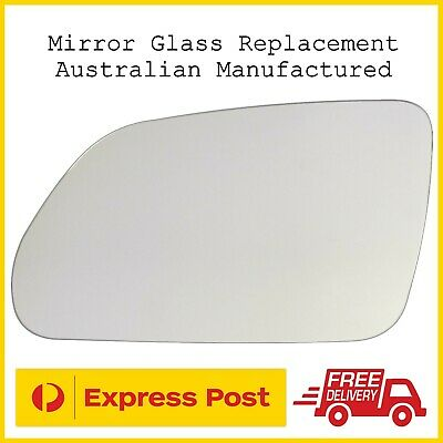 AU29.95 • Buy Volkswagen Polo MK4 9N 2005-2010 Left Passengers Side Mirror Glass Replacement