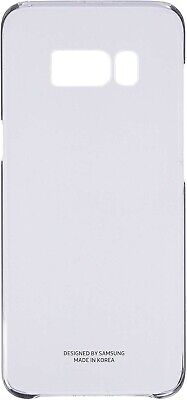 $ CDN10.50 • Buy Samsung Official S8 Clear Cover- USED