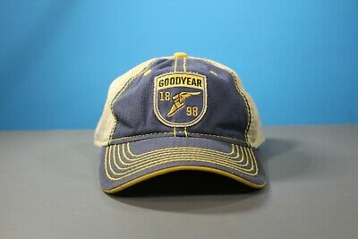 Goodyear Tires 1898 Hat Snapback Dad Baseball Cap Racing Official Licensed Gear • 9.99$