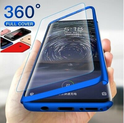 AU7.95 • Buy Samsung Galaxy A11 A21s A30 A70 A20 360 Shockproof  Cover Case+Tempered Glass