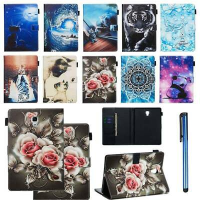 AU15.89 • Buy Slim Smart Leather Stand Case Cover For Samsung Galaxy Tab A E S5e 8.0 10.1 10.5