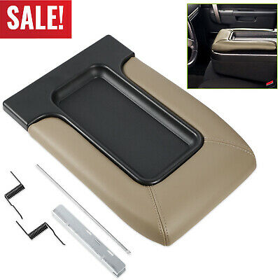 $31.02 • Buy Center Console Cover Fit For 01-07 Chevy Silverado Lid Arm Rest Latch Repair Kit