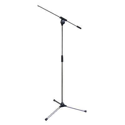Microphone Stand With Tripod Legs And Boom Arm • 13.95£