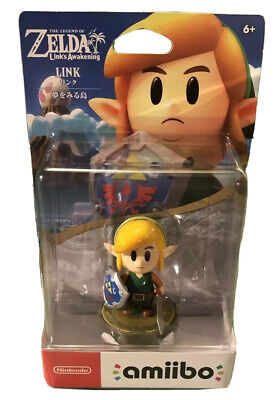 Link's Awakening Amiibo The Legend Of Zelda Nintendo Switch NEW SEALED • 22.77$
