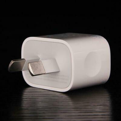 AU4.95 • Buy 5V 2A OEM AC AU Plug USB Wall Charger Adapater For IPhone 5 6 6s 7 8+ X Samsung