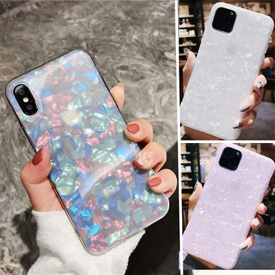 AU6.25 • Buy Case For IPhone XR XS MAX 8 7 6 6S Plus ShockProof Marble Phone Cover Silicone