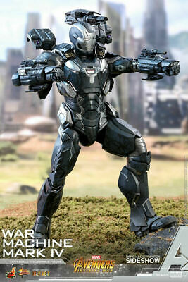 AU980 • Buy Hot Toys MMS499 Marvel Avengers 3 Infinity War War Machine Mark IV 4 SP Edition
