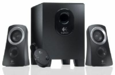 AU121.51 • Buy Logitech Z313 Speakers 2.1 2.1 Stereo,Compact Subwoofer Rich Sound Simple Setup