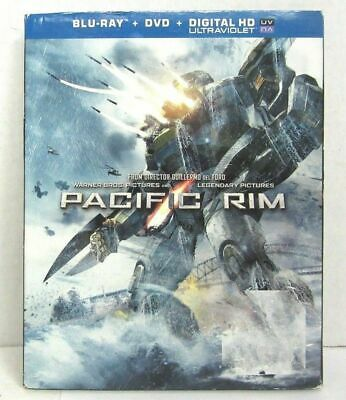 $7.99 • Buy Pacific Rim (Blu-ray/DVD Digital 2013 Nerw Sealed