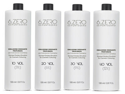 Professional Hair Peroxide Emulsion 3/6/9/12% In 200ml-1000ml / Bleeching Powder • 8.99£