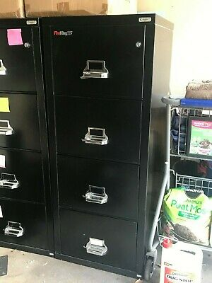 FireKing 25 Legal Size Fireproof Filing Cabinet  Nice Condition $2400 New • 600$