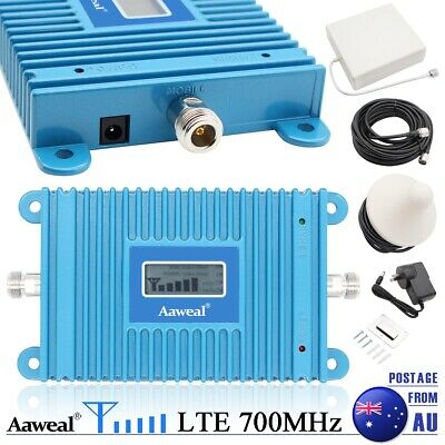 AU177.88 • Buy 4G LTE 700MHz Signal Booster Repeater Band 28 Amplifier Antenna Kit Improve Date