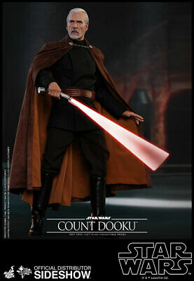 $ CDN353.41 • Buy Star Wars Ep II Attack Of The Clones 13 Inch Figure MMS - Count Dooku Hot Toys