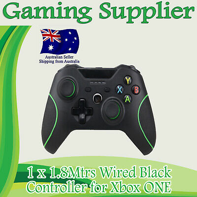 AU54.99 • Buy Wired USB Controller For Xbox One/Xbox One S/Xbox One X/PC With Dual Vibration